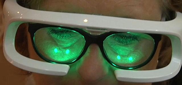 Lichtbrille und Depression