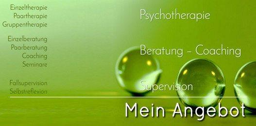Psychotherapie Aachen - Angebot