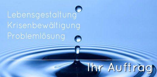 Psychotherapie Aachen - Auftrag