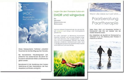 Psychotherapie, Coaching, Booklets