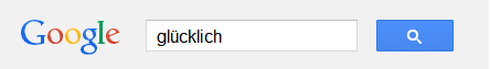 Google und das Glück